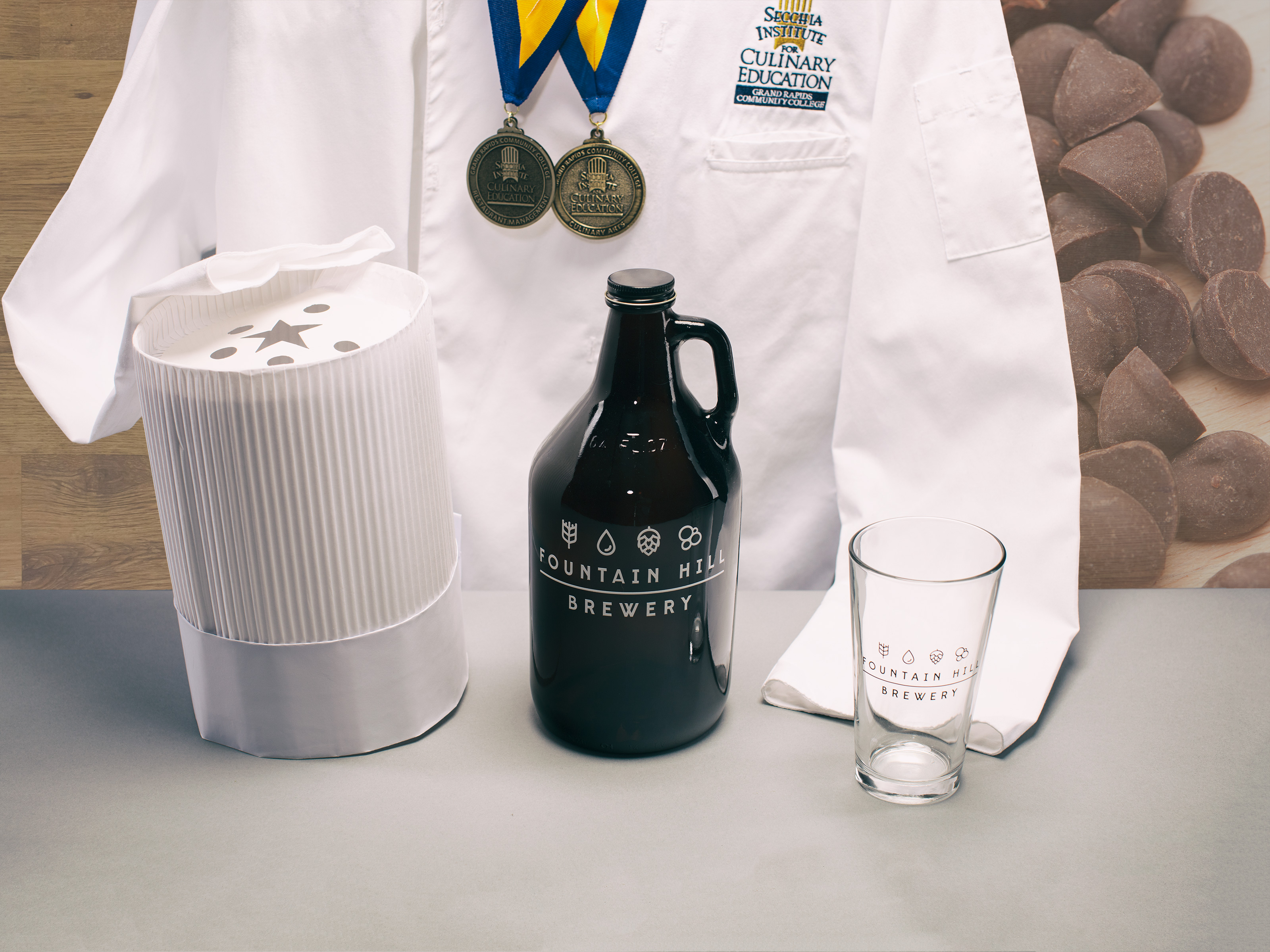 Culinary Arts, Hospitality, and Brewing Pathway